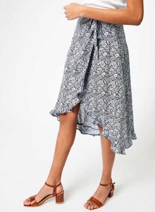 Tøj Garance BOB Blå detaljeret billede af skoene