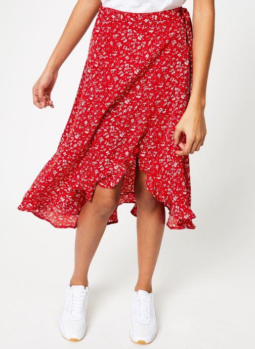 Vêtements Garance BOB Rouge vue détail/paire