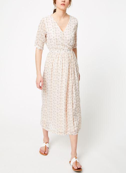 Vêtements Garance BOREAL Blanc vue bas / vue portée sac