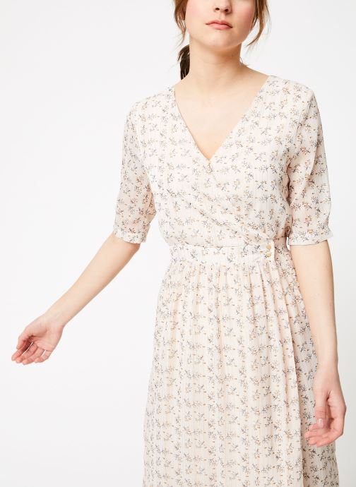 Vêtements Garance BOREAL Blanc vue droite
