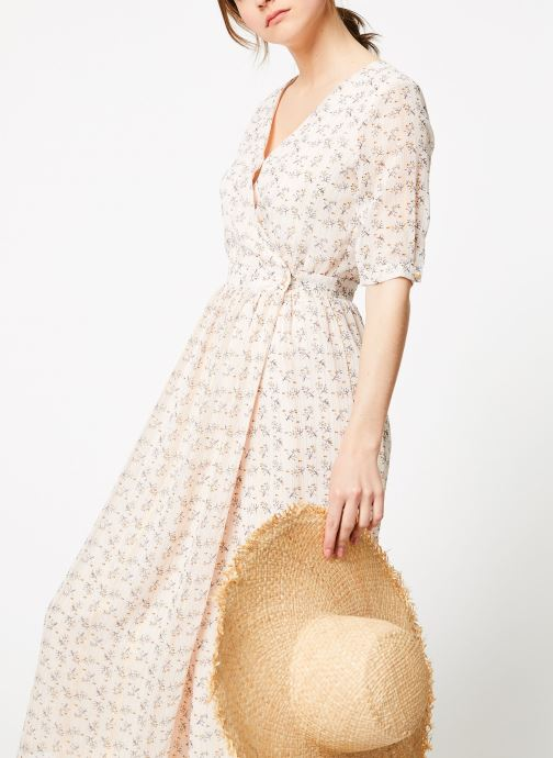 Vêtements Garance BOREAL Blanc vue détail/paire