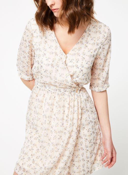 Vêtements Garance BOSCO Blanc vue détail/paire