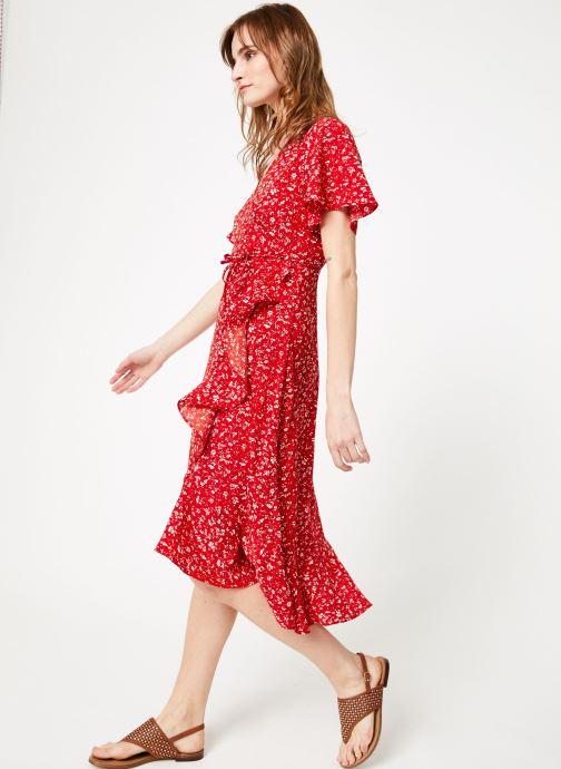 Vêtements Garance BRILLANTE Rouge vue bas / vue portée sac