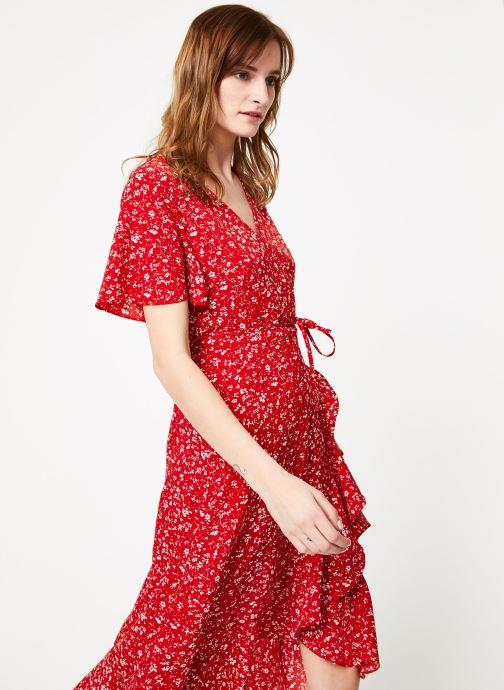 Vêtements Garance BRILLANTE Rouge vue droite