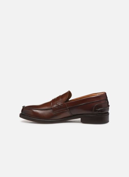 Loafers Marvin&Co Luxe Dearman - Cousu Blake Brown front view