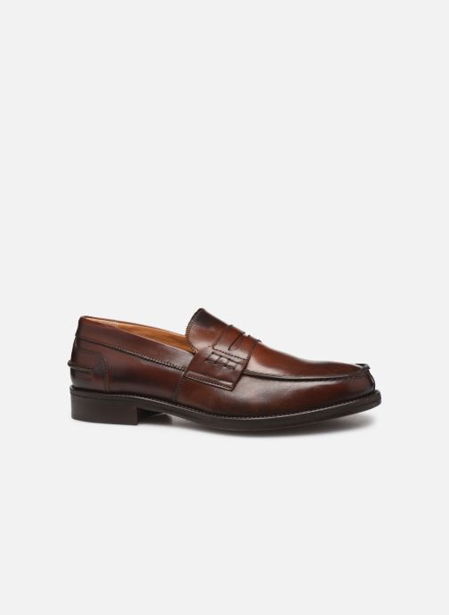 Loafers Marvin&Co Luxe Dearman - Cousu Blake Brown back view