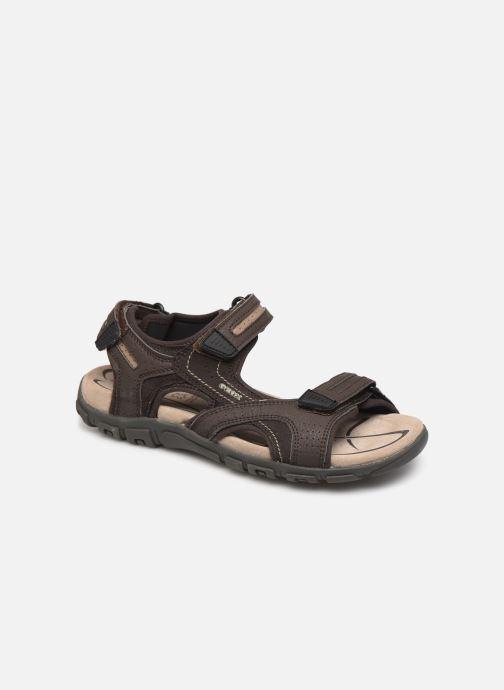 Sandales et nu-pieds Geox U S.STRADA D Beige vue détail/paire