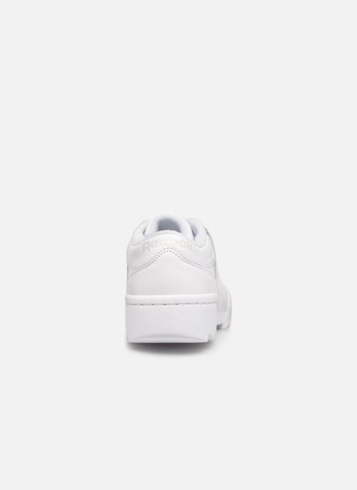 Deportivas Reebok Workout Ripple Og Blanco vista lateral derecha