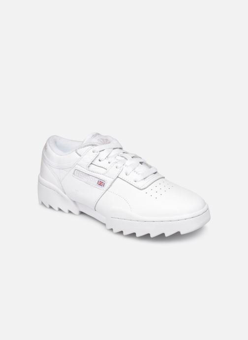 Trainers Reebok Workout Ripple Og White detailed view/ Pair view