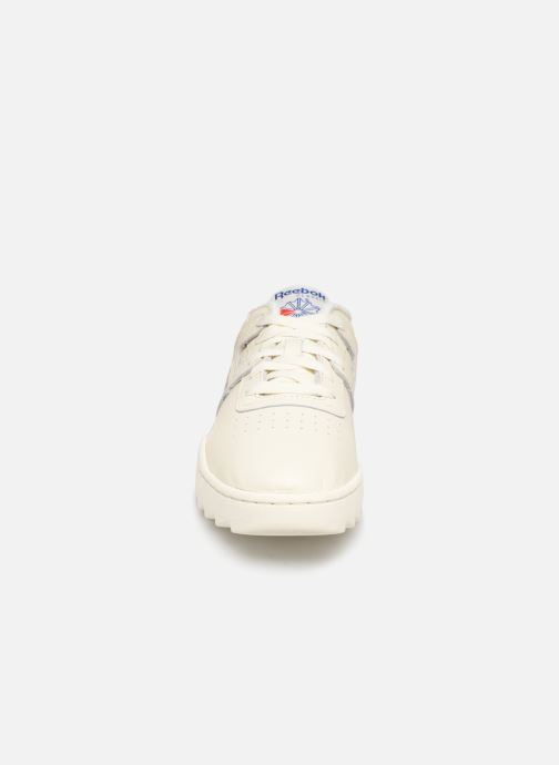 Trainers Reebok Workout Ripple Og Pink model view