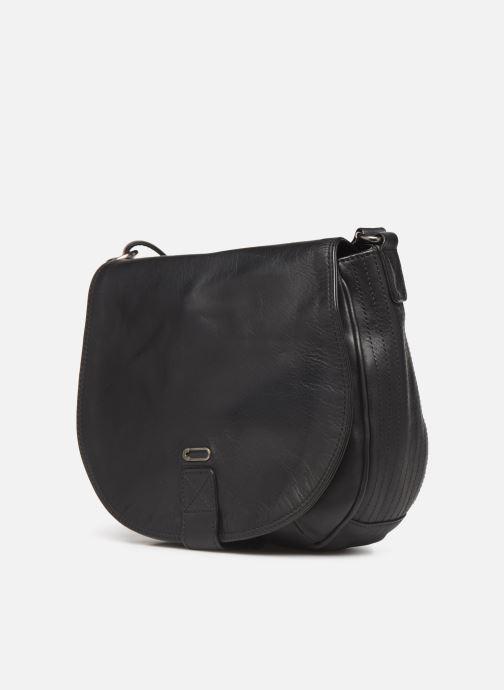Handtaschen IKKS Women Waiter schwarz schuhe getragen