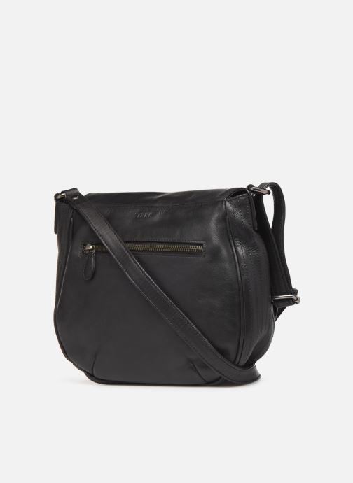 Handtaschen IKKS Women Waiter schwarz ansicht von rechts