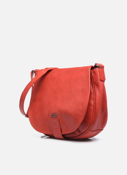 Handtaschen IKKS Women Waiter rot schuhe getragen