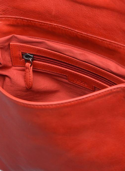 Handtaschen IKKS Women Waiter rot ansicht von hinten