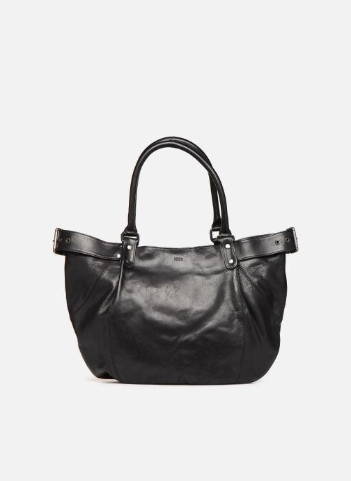 Handtaschen IKKS Women Fisherboy schwarz ansicht von vorne