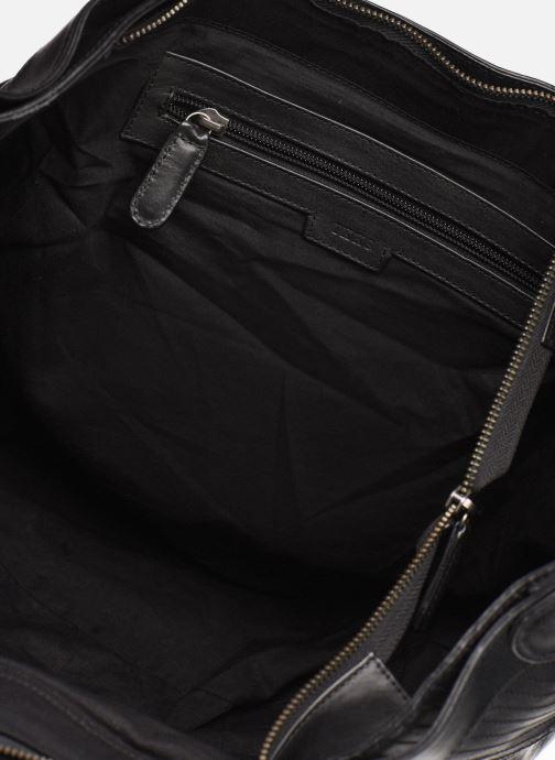 Handtaschen IKKS Women Fisherboy schwarz ansicht von hinten