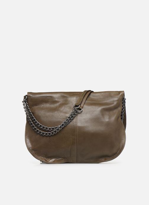 Handbags IKKS Women Plum Green front view