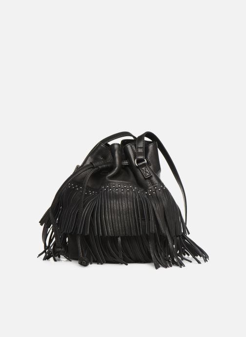 Handtaschen IKKS Women Shopper schwarz schuhe getragen