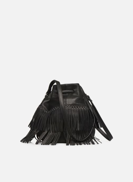 Handtaschen IKKS Women Shopper schwarz ansicht von vorne