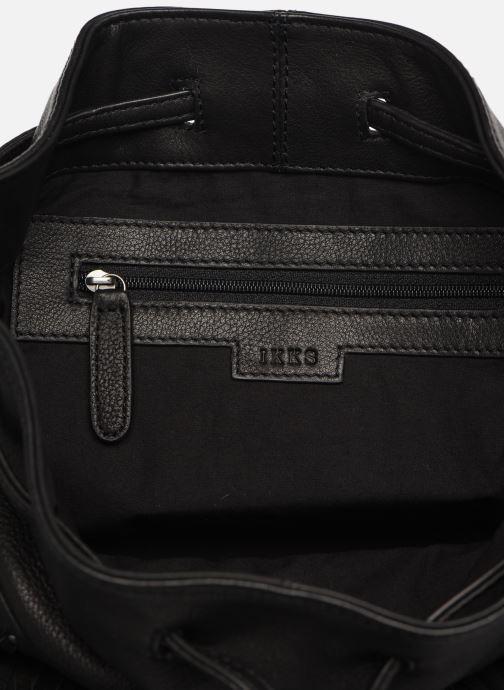 Handtaschen IKKS Women Shopper schwarz ansicht von hinten