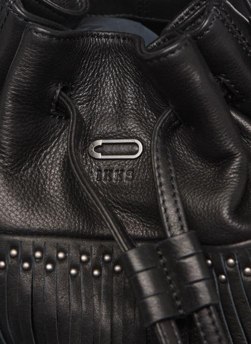 Handtaschen IKKS Women Shopper schwarz ansicht von links