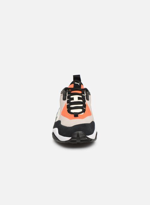 Baskets Puma Thunder Nature Multicolore vue portées chaussures