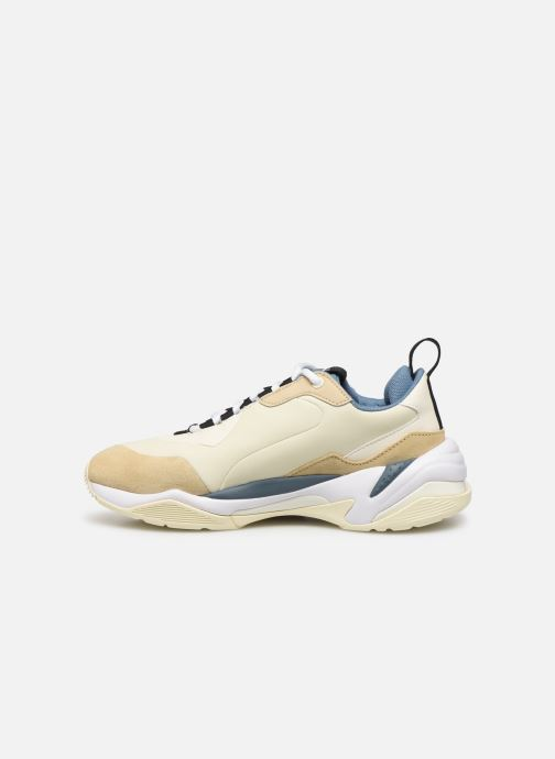 Baskets Puma Thunder Nature Beige vue face