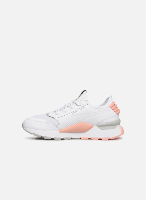 Trainers Puma Rs-0 Sound W White front view