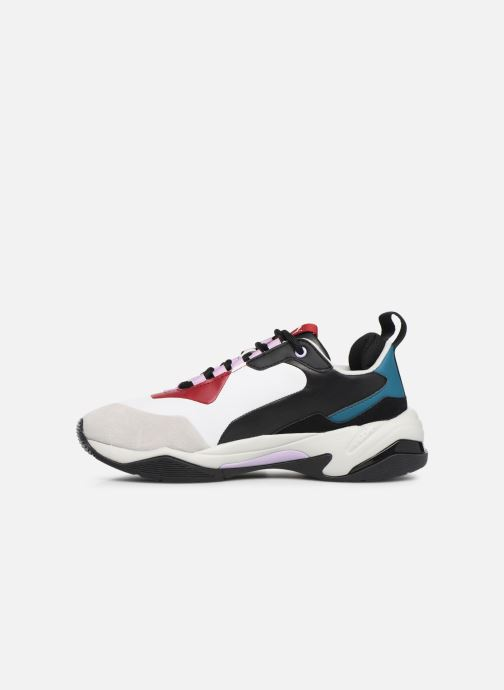 Trainers Puma Thunder Rive Droite White front view