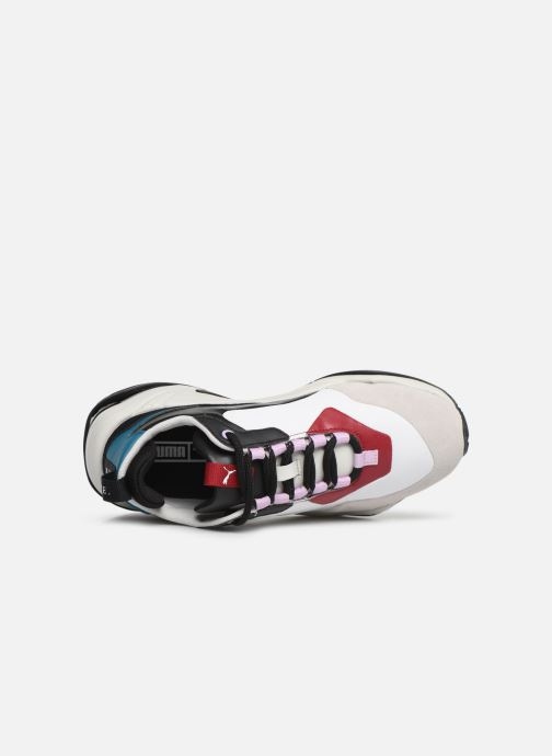 Trainers Puma Thunder Rive Droite White view from the left