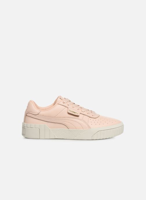 Trainers Puma Cali Emboss Wns Pink back view