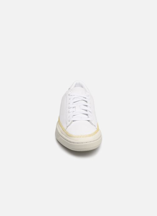Trainers Puma Basket Arrow Head White model view