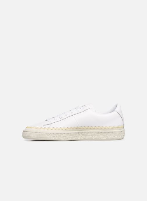 Trainers Puma Basket Arrow Head White front view