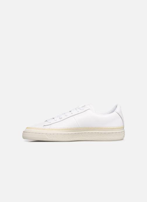 Sneakers Puma Basket Arrow Head Wit voorkant
