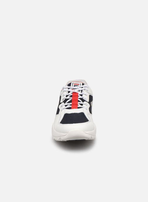 Sneakers FILA Vault Cmr Jogger Cb Low Bianco modello indossato