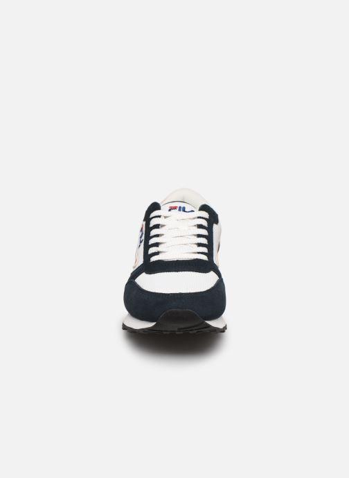 Baskets FILA Orbit Jogger N Low Multicolore vue portées chaussures