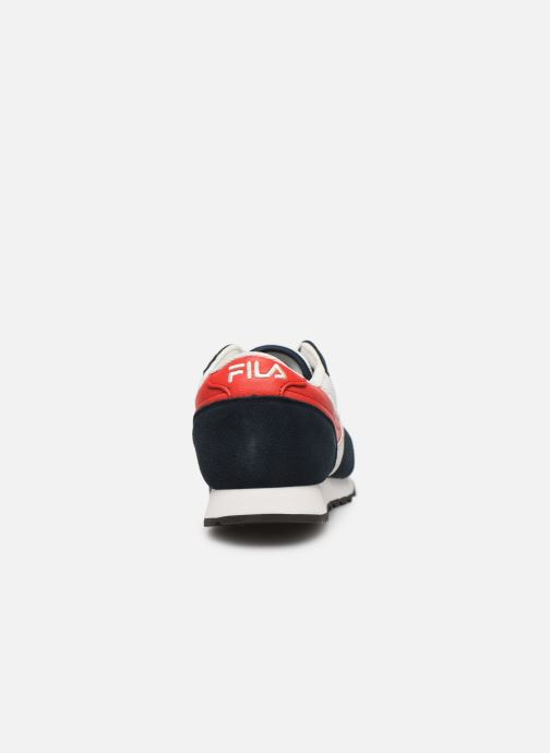 Baskets FILA Orbit Jogger N Low Multicolore vue droite