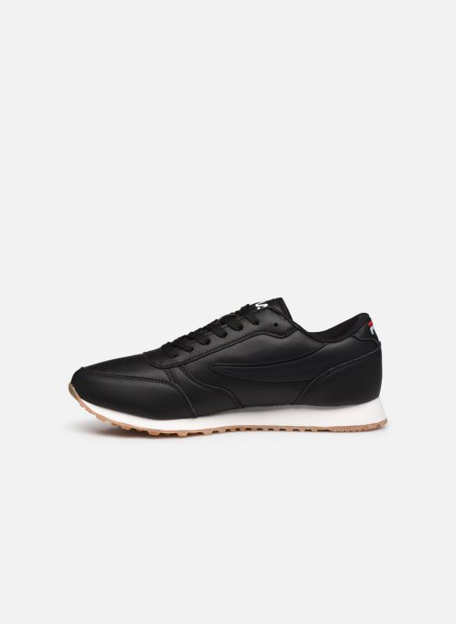 Sneakers FILA Orbit Jogger N Low Nero immagine frontale