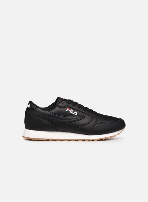 Sneakers FILA Orbit Jogger N Low Nero immagine posteriore