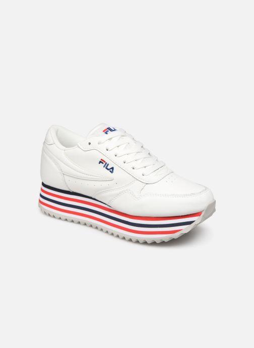 Sneakers FILA Orbit Zeppa Stripe Wmn Wit detail
