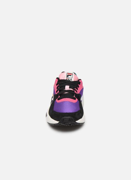 Baskets FILA Mindblower Wmn Multicolore vue portées chaussures
