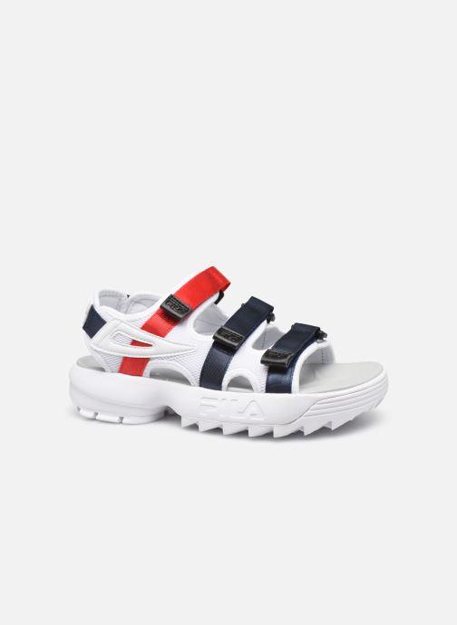 Sandales et nu-pieds FILA Disruptor Sandal Wmn Multicolore vue derrière
