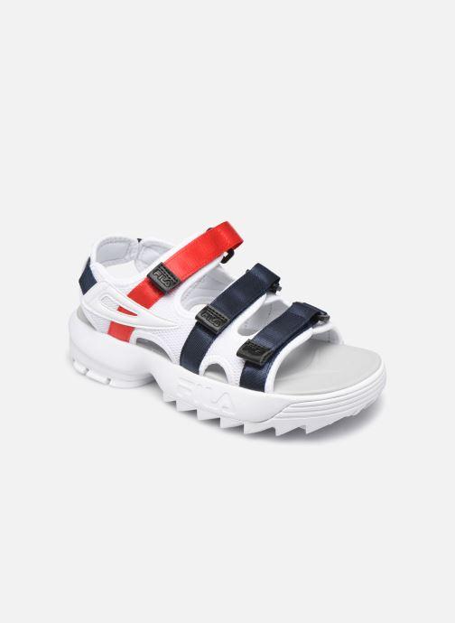 Sandales et nu-pieds FILA Disruptor Sandal Wmn Multicolore vue détail/paire