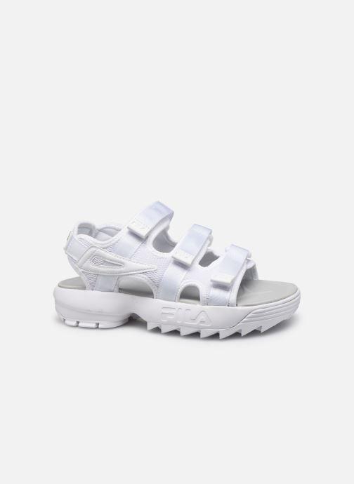 Sandales et nu-pieds FILA Disruptor Sandal Wmn Blanc vue derrière