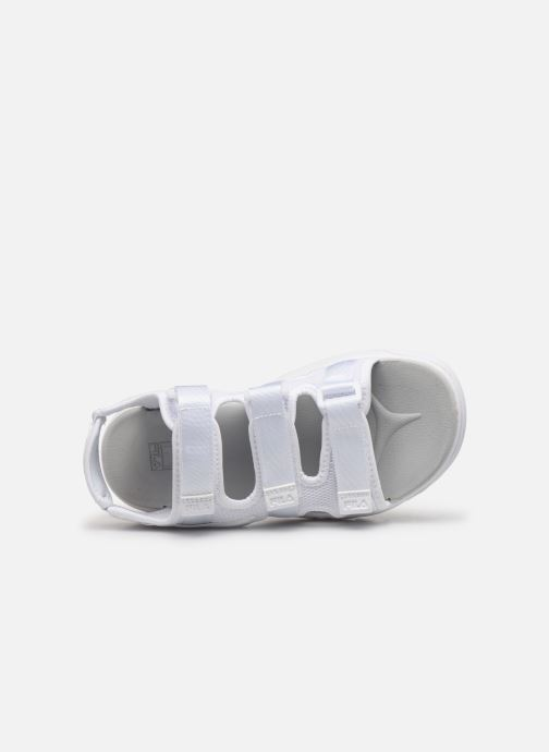 Sandales et nu-pieds FILA Disruptor Sandal Wmn Blanc vue gauche