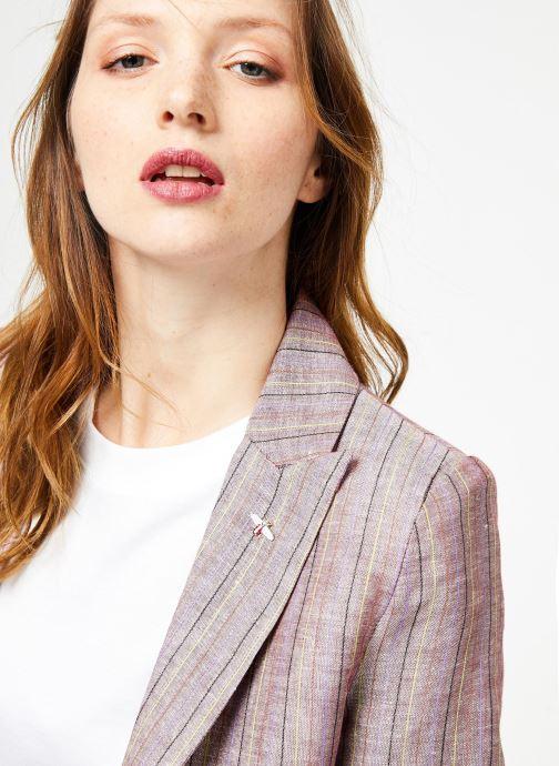 Vêtements Yuka Veste Constance Rose vue face
