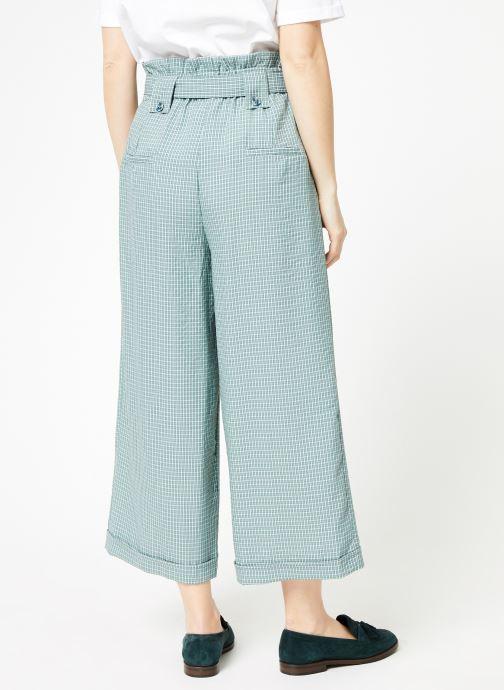 Vêtements Yuka Pantalon Rosario Vert vue portées chaussures