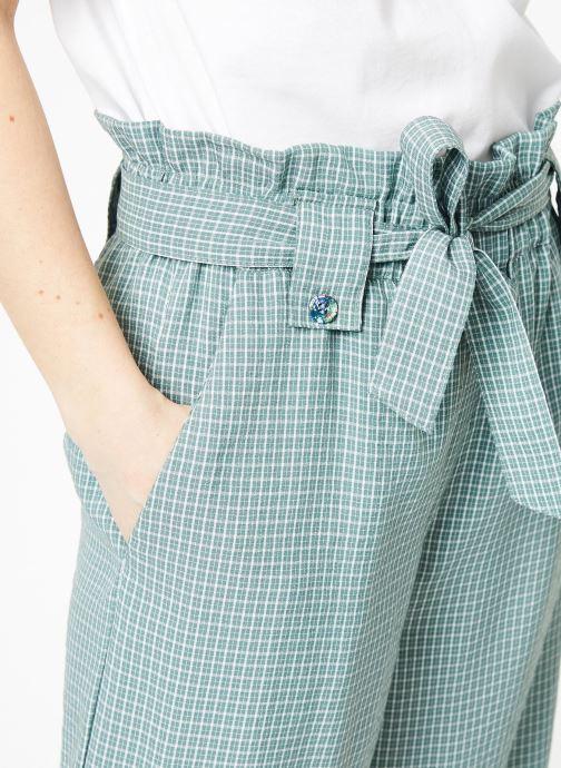 Vêtements Yuka Pantalon Rosario Vert vue face