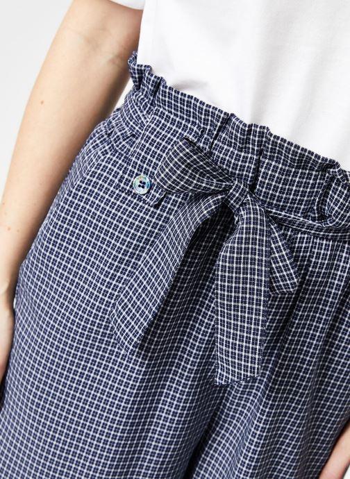 Vêtements Yuka Pantalon Rosario Bleu vue face