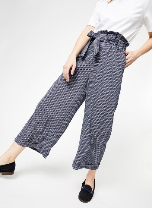 Vêtements Yuka Pantalon Rosario Bleu vue détail/paire